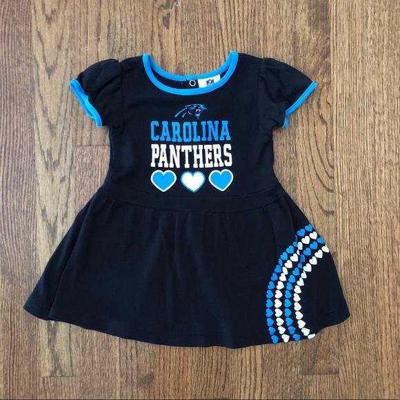 d8e42482 NFL Team Apparel Carolina Panthers Dress 🏈